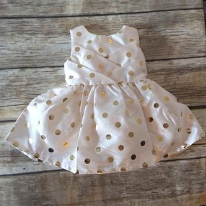 Nwt Cater's Newborn Special Occasion Dress